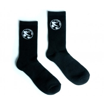 CHAUSSETTES TALL ORDER NEW WORLD ORDER BLACK