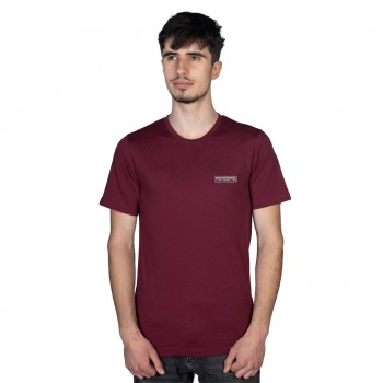 STAYSTRONG T-SHIRT AUTHENTIC BOX MAROON