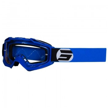 SHOT ASSAULT SYMBOL GOGGLE BLUE GLOSSY