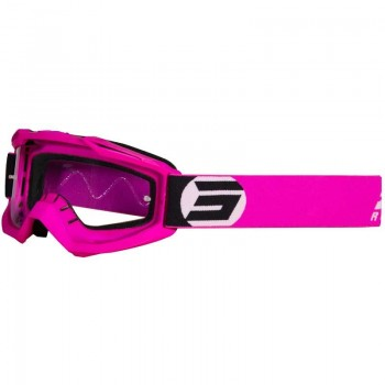SHOT ASSAULT SYMBOL GOGGLE PINK MATT