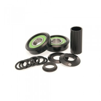 SALTPLUS ECHO MID BOTTOM BRACKET BLACK