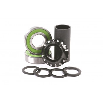 ODYSSEY EURO BOTTOM BRACKET BLACK