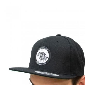 PRIDE CAP TRUCKER PATCH BLACK