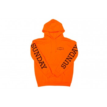 SUNDAY ROCKWELL HOODIE ORANGE