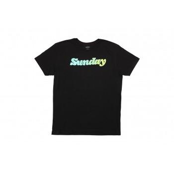 T-SHIRT SUNDAY CLASSY HANDY BLACK