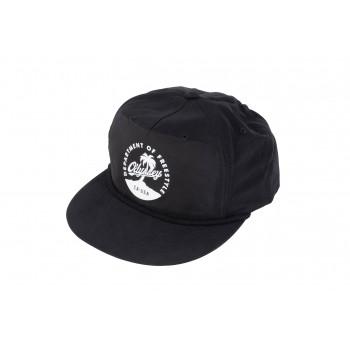 ODYSSEY  COAST UNSTRUCTURED CAP BLACK