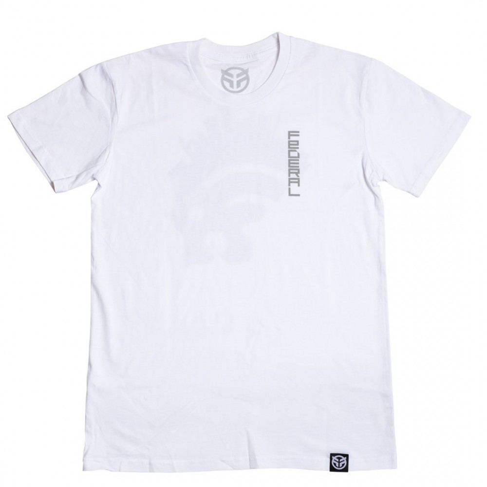 FEDERAL BRUNO T-SHIRT WHITE