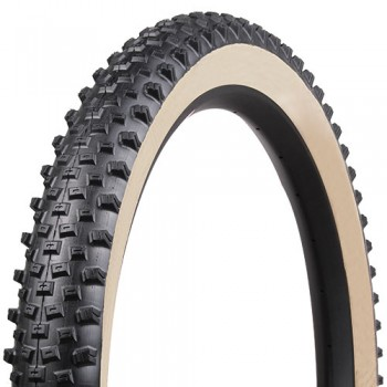 """VEE TIRE CROWN GEM KID TIRE WIRE BEAD 20"""" - NATURAL WALL"""