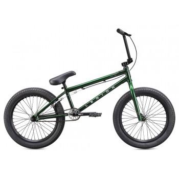 """MONGOOSE BMX L100 21"""" GREEN 2021"""