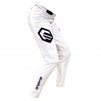 EVOLVE SEND IT KID PANT WHITE/BLACK