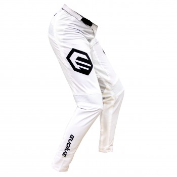 EVOLVE SEND IT ADULT PANT WHITE/BLACK