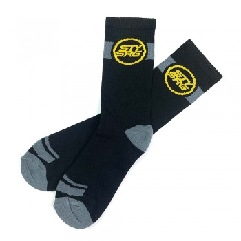CHAUSSETTES STAYSTRONG ICON BLACK