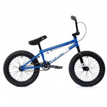 "TALL ORDER RAMP 16"" GLOSS BLUE 2022 BMX BIKE"