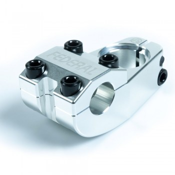 FEDERAL SESSION CNC TOP LOAD STEM SILVER