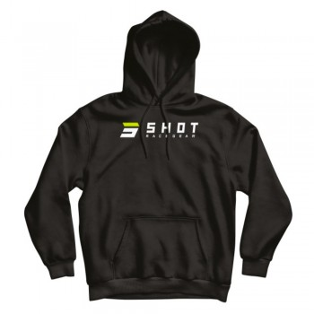 SHOT TEAM SWEAT BLACK