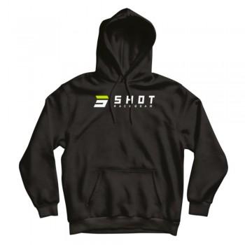 SWEAT SHOT TEAM BLACK
