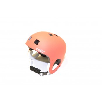 CASQUE GT RUCKUS RED / WHITE