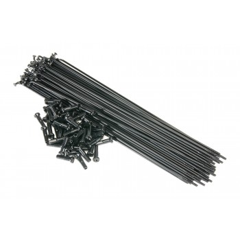 ODYSSEY SPOKES BLACK (x 40)