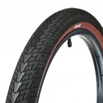 ECLAT ESCAPE TIRE BLACK / RED WALL