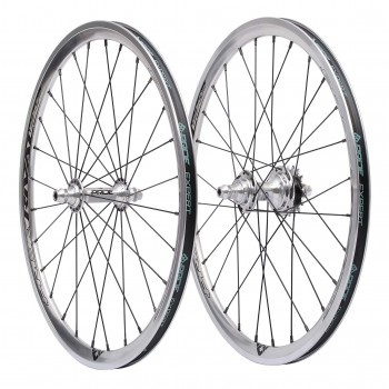 GLOBAL RACING VECTOR X WHEELSET HIGH POLISHED