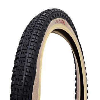 ODYSSEY AITKEN KNOBBY TIRE BLACK / TAN WALL