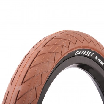 ODYSSEY DUGAN TIRE GUM / BLACK WALL