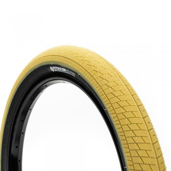 SALT PITCH FLOW TIRE GUM / BLACK WALL
