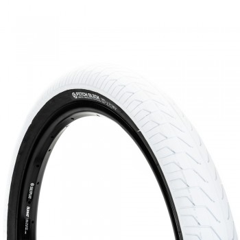 SALT PITCH SLICK TIRE WHITE / BLACK WALL