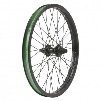 "ROUE ARRIERE ODYSSEY Q2 24"" BLACK"