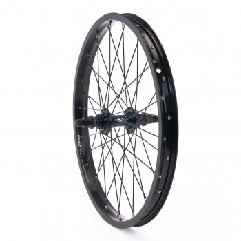 SALT FRONTWHEEL ROOKIE BLACK