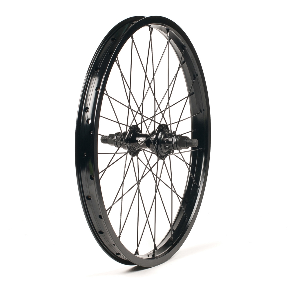 ROUE ARRIERE SALTPLUS SUMMIT BLACK