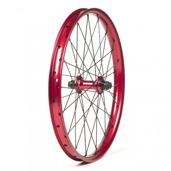 SALTPLUS FRONTWHEEL SUMMIT RED