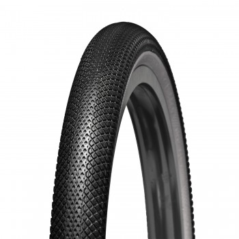 PNEU VEE TIRE SPEEDSTER BLACK / WHITE WALL