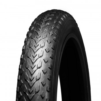 PNEU VEE TIRE FAT BIKE MISSION BLACK