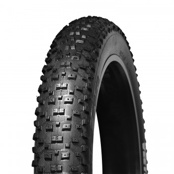 VEE TIRE FAT BIKE MISSION BLACK TIRE