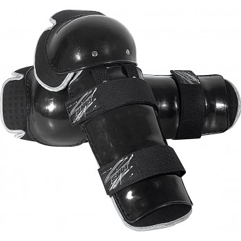 SHOT PROTECTOR ELBOW PROTECTOR PATTERN BLACK