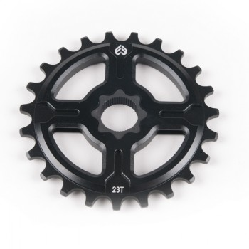 ECLAT CHANNEL 24 SPROCKET BLACK
