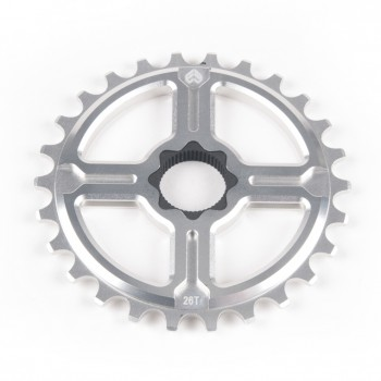 ECLAT CHANNEL 24 SPROCKET HIGH POLISHED