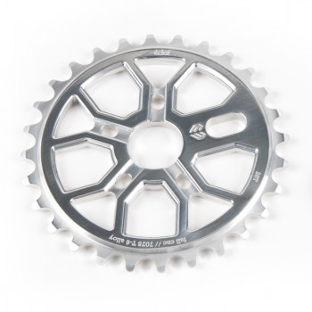 ECLAT SYLAR SPROCKET HIGH POLISHED