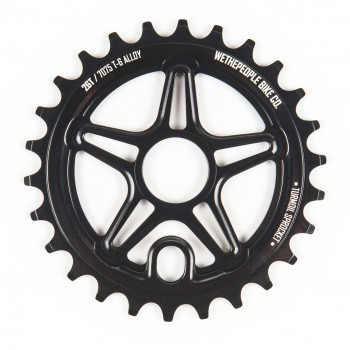 WETHEPEOPLE TURMOIL SPROCKET BLACK