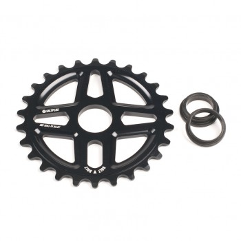SALTPLUS MANTA SPROCKET BLACK