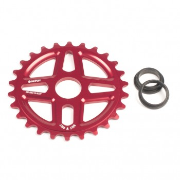COURONNE SALTPLUS CENTER RED
