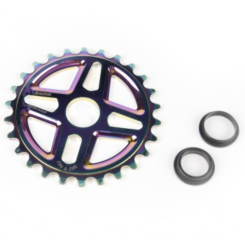 SALTPLUS MANTA SPROCKET RED