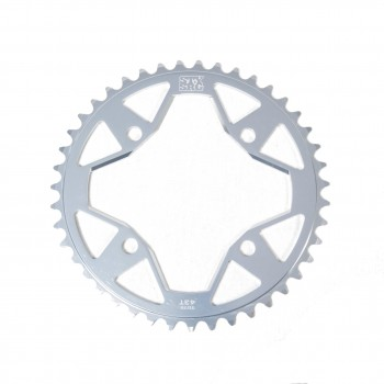 STAY STRONG RACE SPROCKET POLISHED