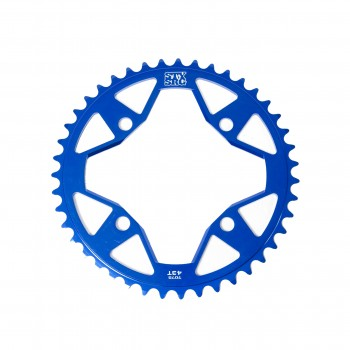 STAY STRONG RACE SPROCKET BLUE