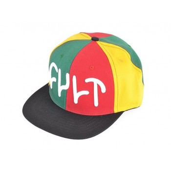 CASQUETTE CULT CROSS COLOR SNAP