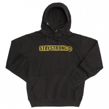 SWEAT CAPUCHE STAY STRONG OG V2 BLACK