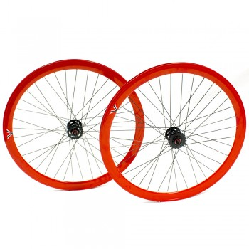 BERETTA FIXIED 43MM WHEELSET RED