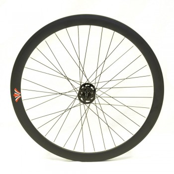 ROUE AVANT BERETTA FIXIE 43MM BLACK