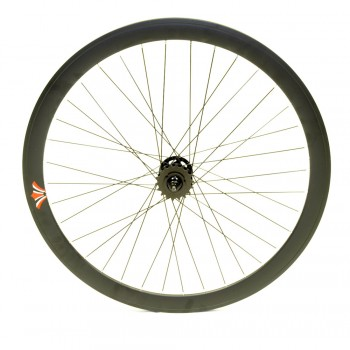 ROUE ARRIERE BERETTA FIXIE 43MM BLACK